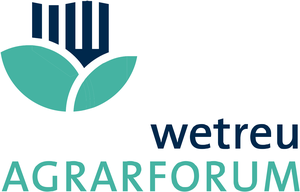 Logo wetreu Agrarforum